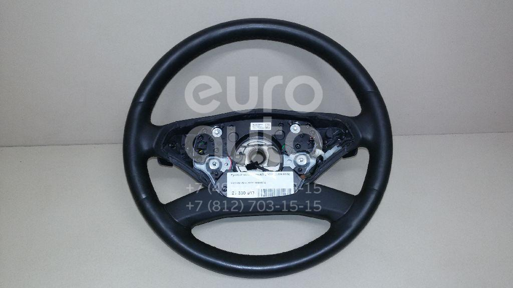 Купить Рулевое колесо для AIR BAG (без AIR BAG) Mercedes Benz W221 2005-2013; (22146089039E38)