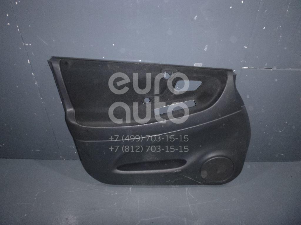 Купить Обшивка двери передней левой Suzuki Liana 2001-2007; (8372054GA0AGU)