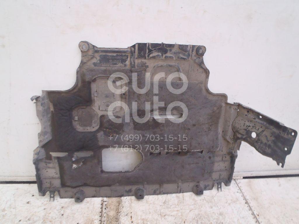 пыльник двигателя mazda 3 2009
