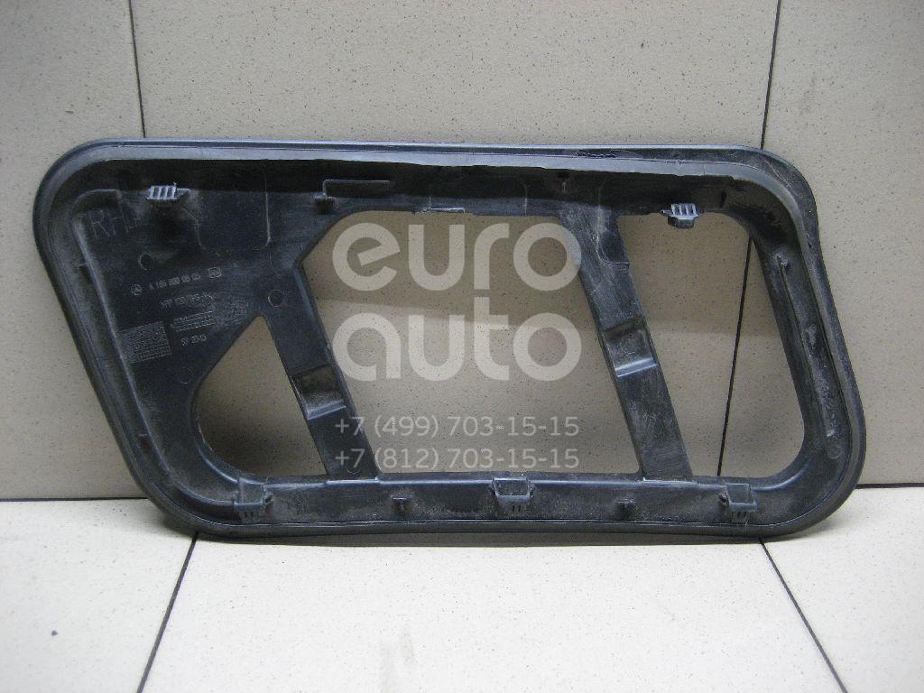 Купить Водосток Mercedes Benz W166 M-Klasse (ML/GLE) 2011-; (1668800805)