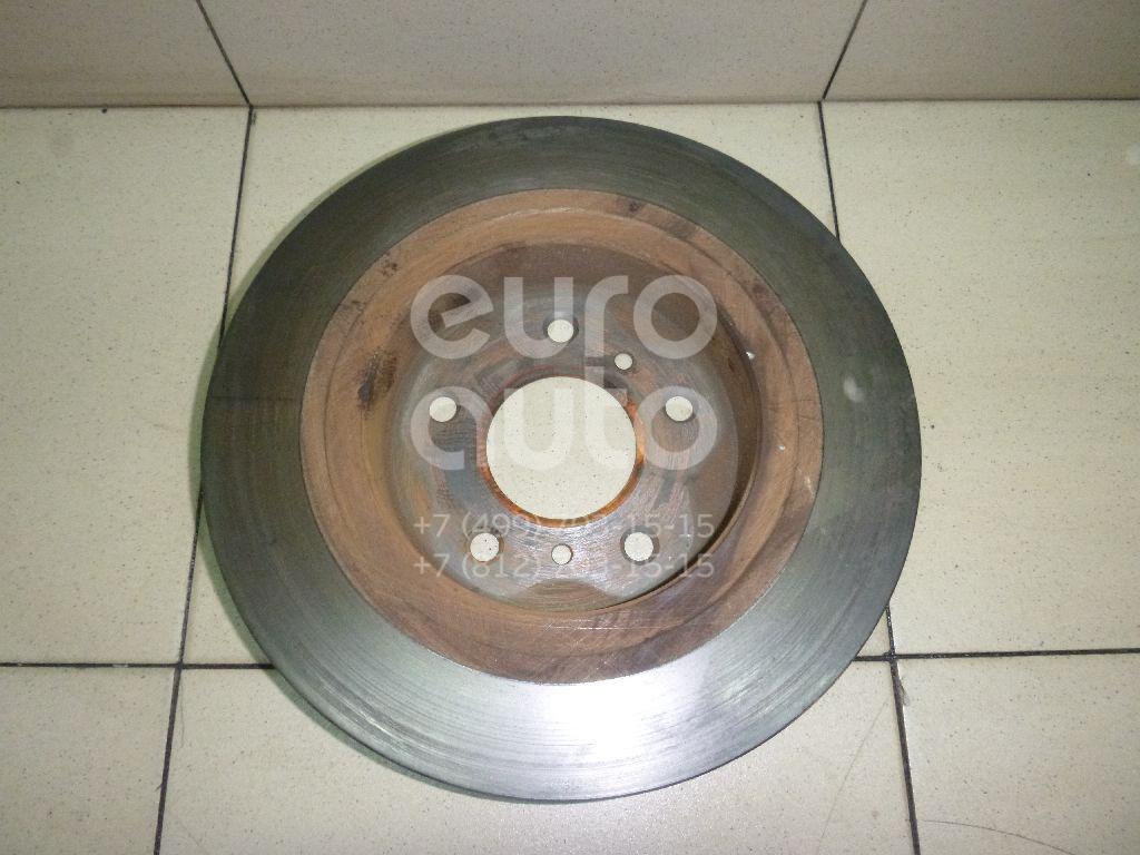 Купить Диск тормозной задний Nissan Qashqai (J11) 2014-; (432064EA0A)