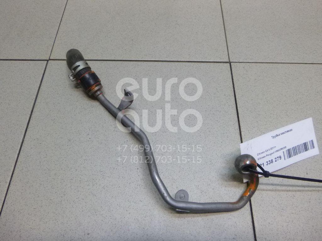 Купить Трубка масляная Citroen C4 II 2011-; (V860356280)