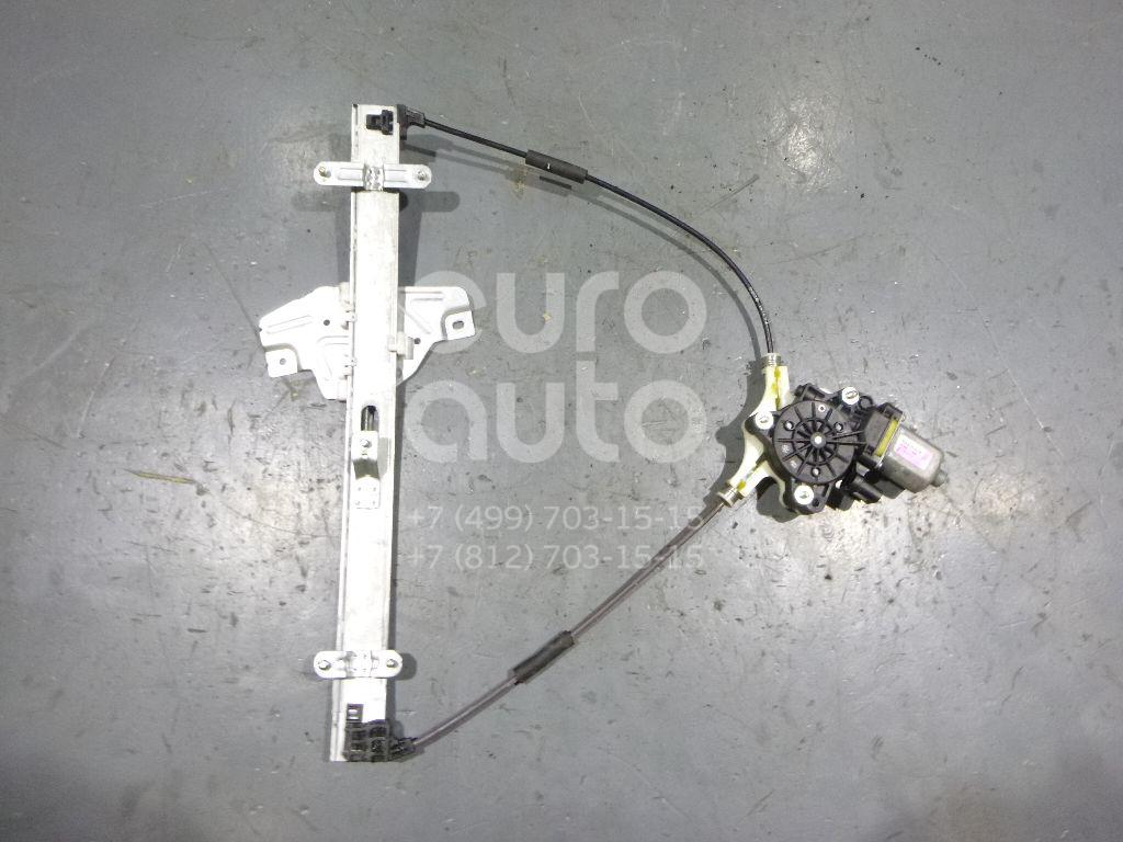 Купить Стеклоподъемник электр. передний правый Kia Picanto 2011-; (824021Y310)