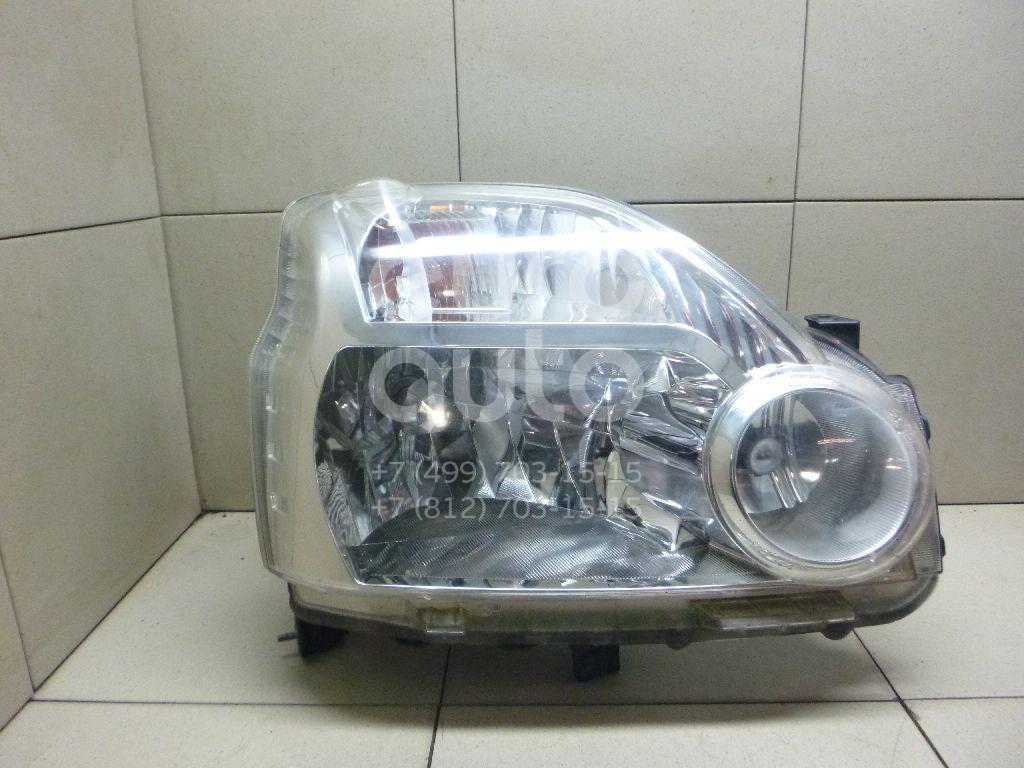 Купить Фара правая Nissan X-Trail (T31) 2007-2014; (26010JG00A)
