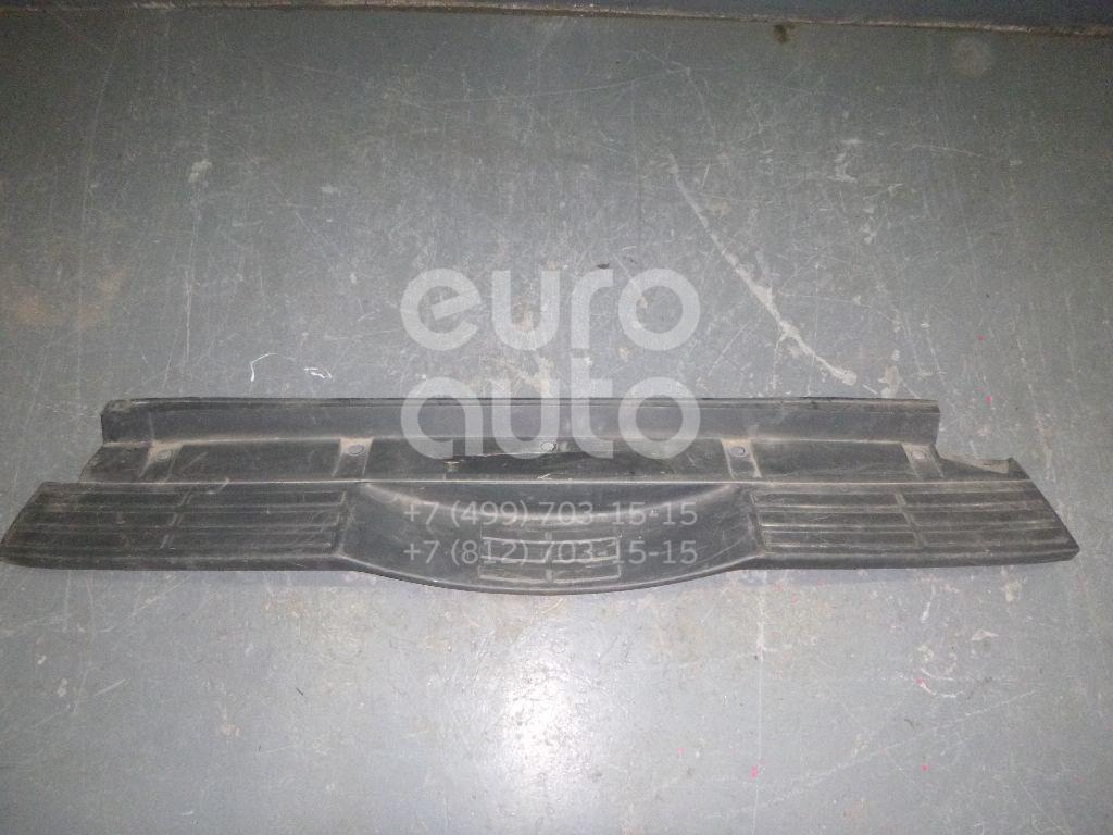 Купить Накладка заднего бампера Mitsubishi Pajero/Montero IV (V8, V9) 2007-; (6410A186)