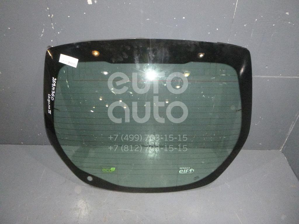 Купить Стекло двери багажника Renault Laguna III 2008-2015; (903140001R)