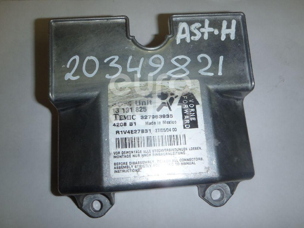 Купить Блок управления AIR BAG Opel Astra H / Family 2004-2015; (13191825)