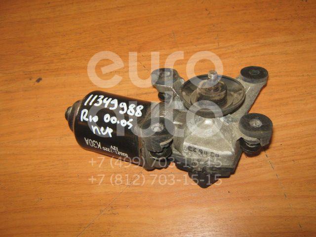 Купить Моторчик стеклоочистителя передний Kia RIO 2000-2005; (0K30B67350)