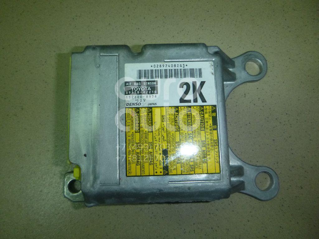 Купить Блок управления AIR BAG Toyota RAV 4 2006-2013; (8917042210)