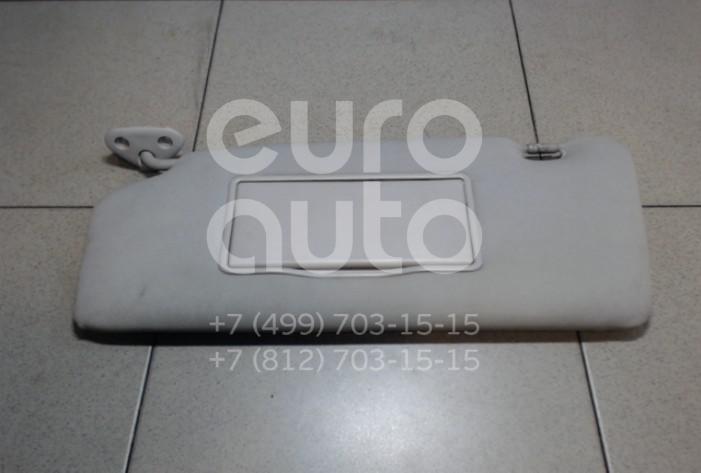 Купить Козырек солнцезащитный (внутри) Subaru Tribeca (B9) 2005-2014; (92011XA03AMV)