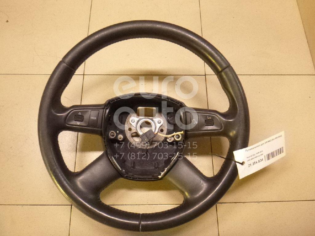 Купить Рулевое колесо для AIR BAG (без AIR BAG) Audi Q7 [4L] 2005-2015; (4E0419091CLW88)