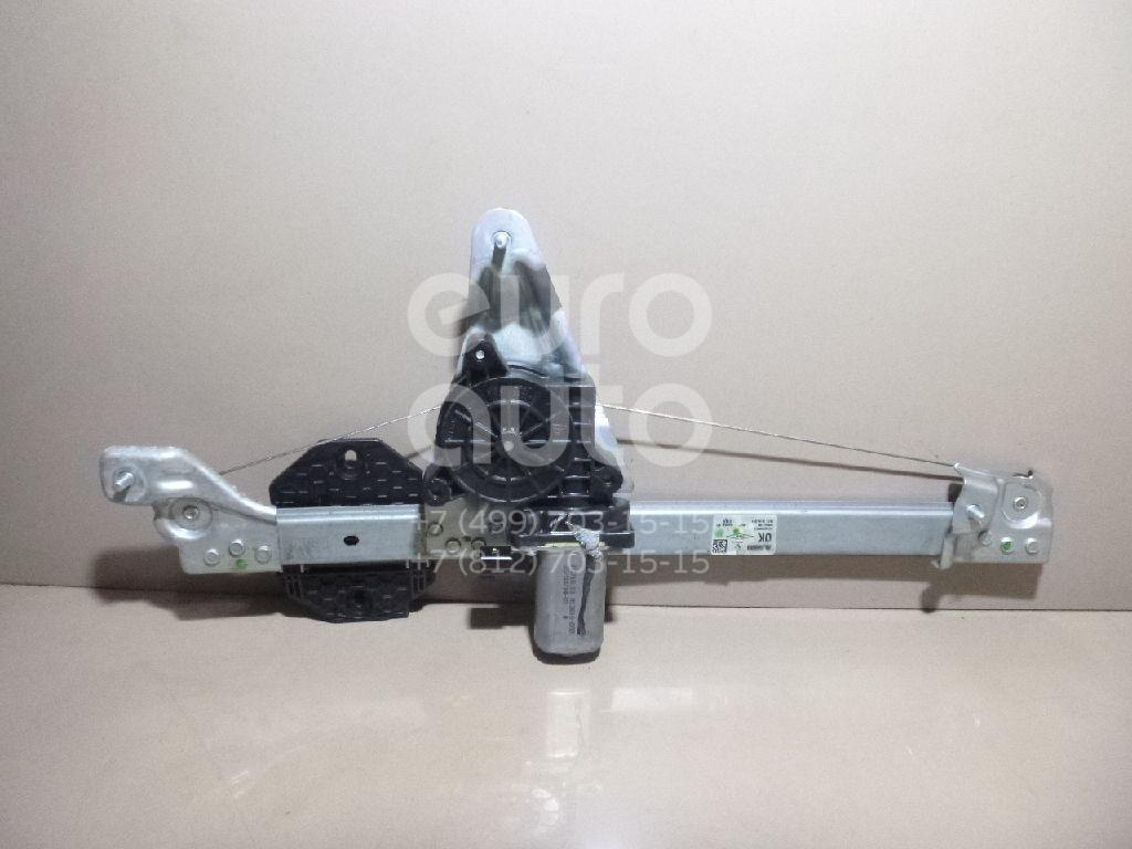 Купить Стеклоподъемник электр. задний правый Renault Logan II 2014-; (827206057R)