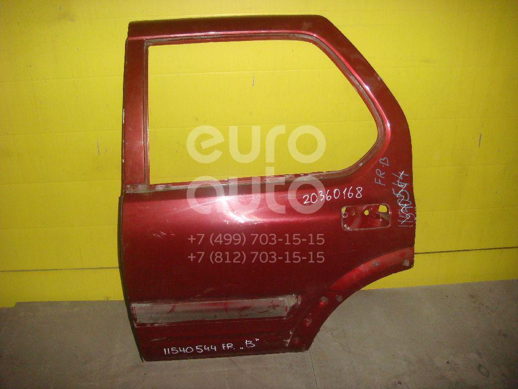Купить Дверь задняя левая Opel Frontera B 1998-2004; (0124004)