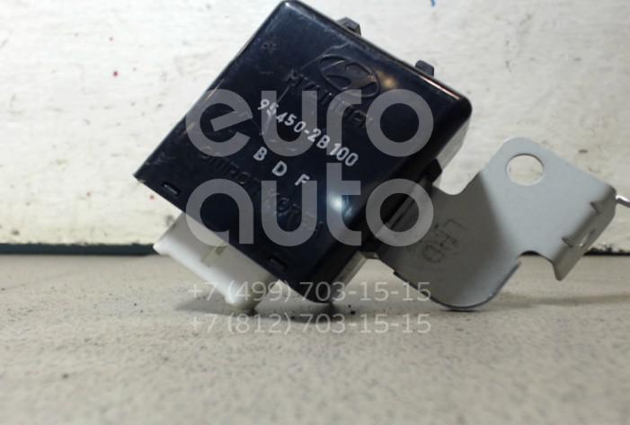 Купить Реле Hyundai Santa Fe (CM) 2006-2012; (954502B100)