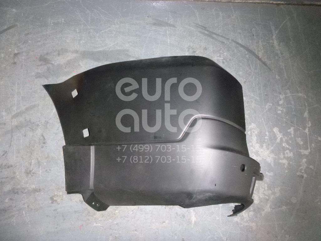 Купить Накладка заднего бампера левая Mitsubishi Pajero/Montero IV (V8, V9) 2007-; (MB42010L)
