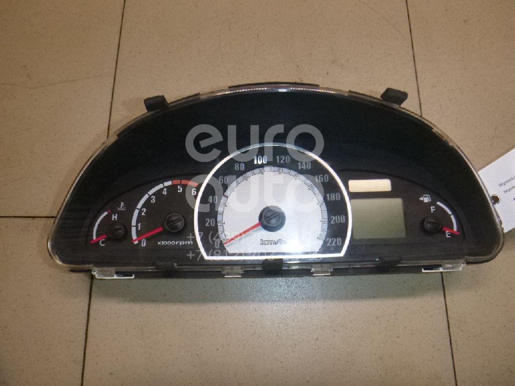 Купить Панель приборов Hyundai Matrix 2001-2010; (9400417511)