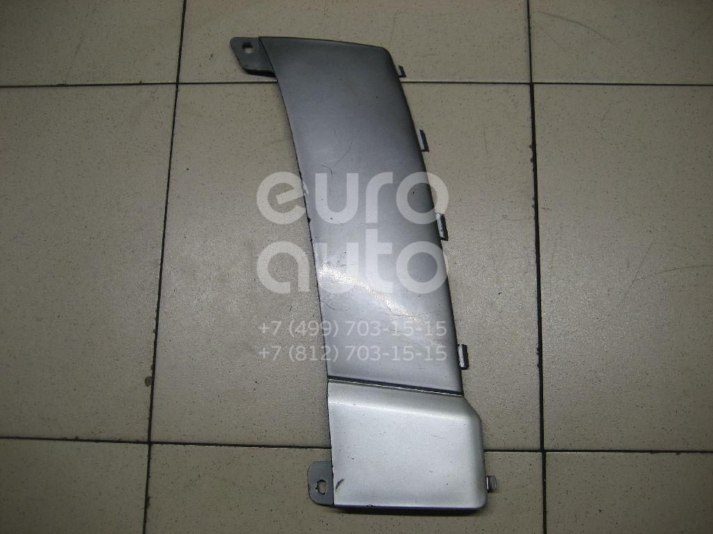 Купить Накладка заднего бампера левая Mitsubishi Outlander (CU) 2001-2008; (MN175841)