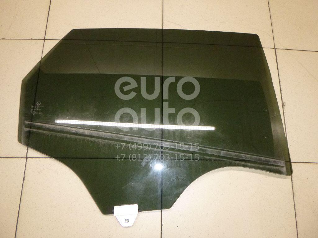 Купить Стекло двери задней правой Mazda CX 3 2015-; (D10E72510)