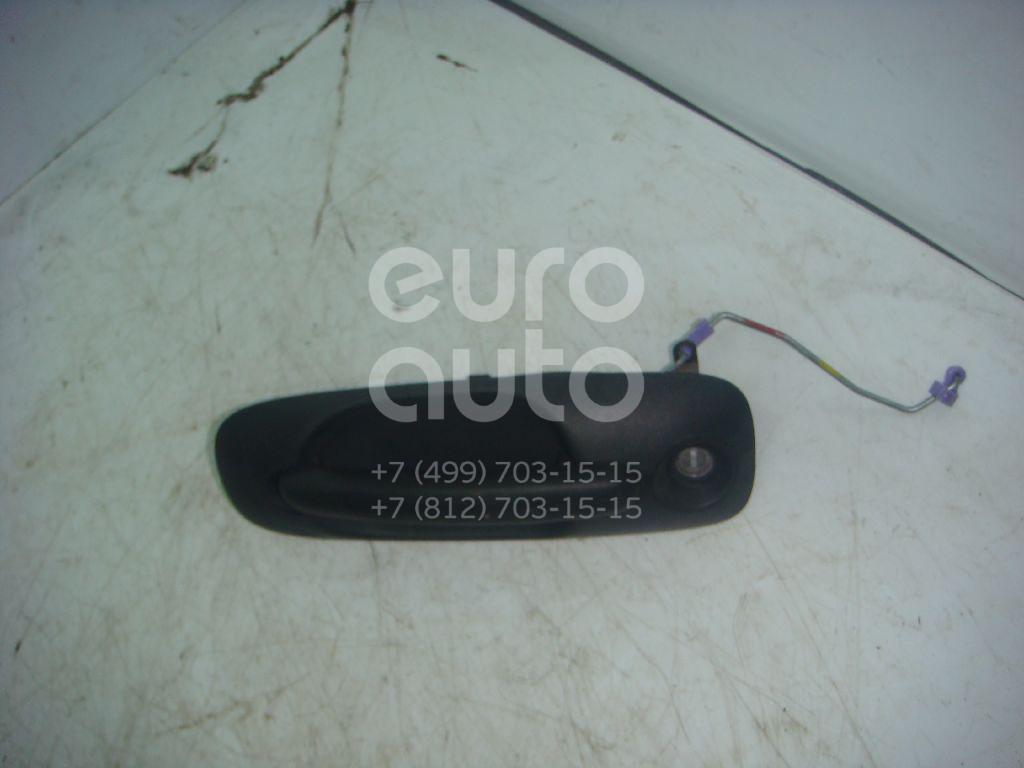 Купить Ручка двери задней наружная правая Chrysler Voyager/Caravan (RG/RS) 2000-2008; (04717518AC)