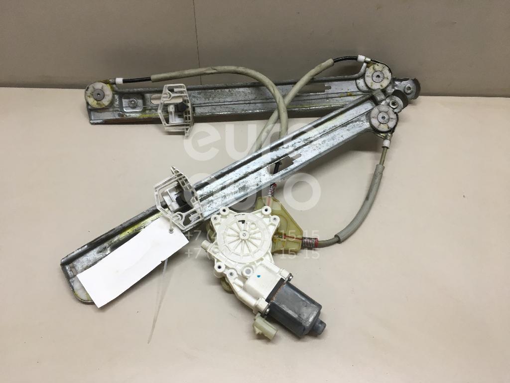 Купить Стеклоподъемник электр. передний правый Jeep Compass (MK49) 2006-2016; (68002896AA)