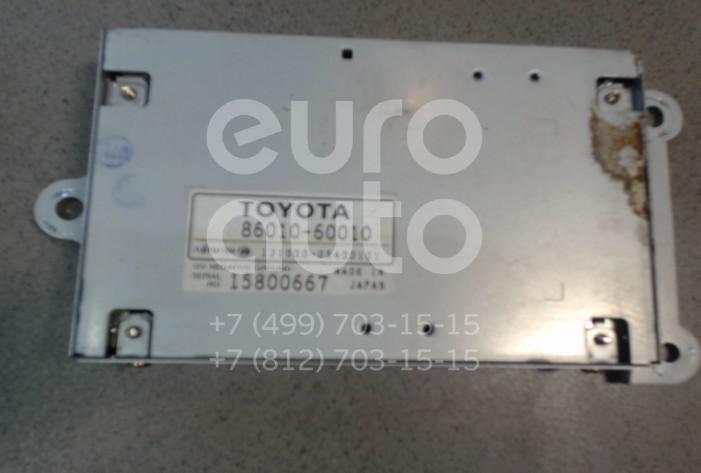 Купить TV-тюнер Toyota Land Cruiser (100) 1998-2007; (8601060010)