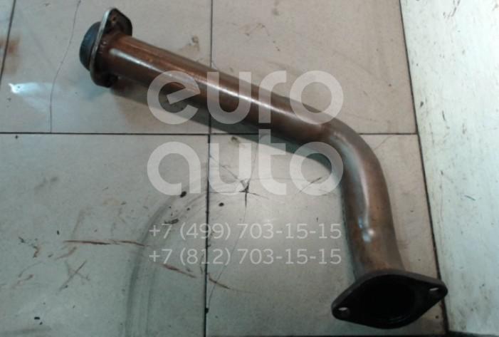 Купить Приемная труба глушителя Mitsubishi Pajero/Montero IV (V8, V9) 2007-; (1570A573)