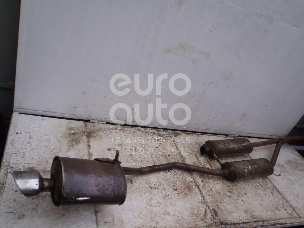 Купить Глушитель основной Acura MDX 2007-2013; (18307STXA02)