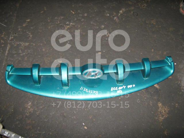 Купить Решетка радиатора Hyundai Accent II (+ТАГАЗ) 2000-2012; (8656125220)