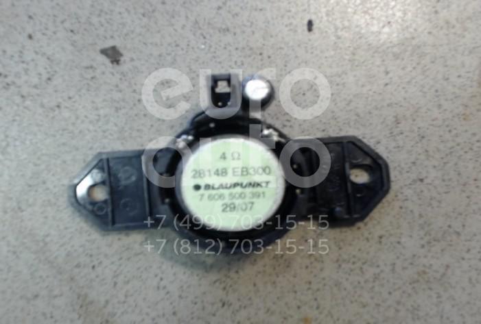Купить Динамик Nissan Navara (D40) 2005-2015; (28148EB300)