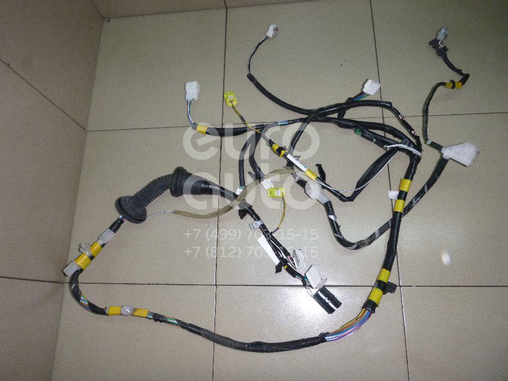 Купить Проводка (коса) Toyota RAV 4 2013-; (8215142C70)
