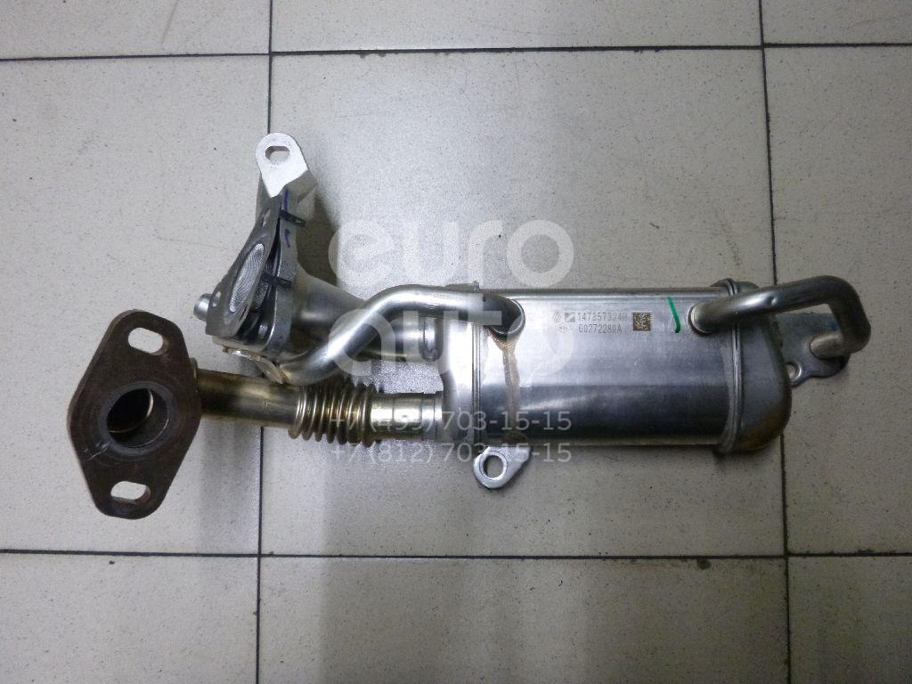 Купить Радиатор системы EGR Nissan Juke (F15) 2011-; (1473500QAM)