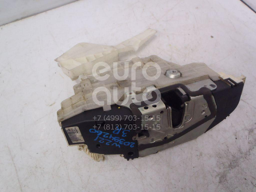 Купить Замок двери задней правой Mercedes Benz W221 2005-2013; (2217306235)