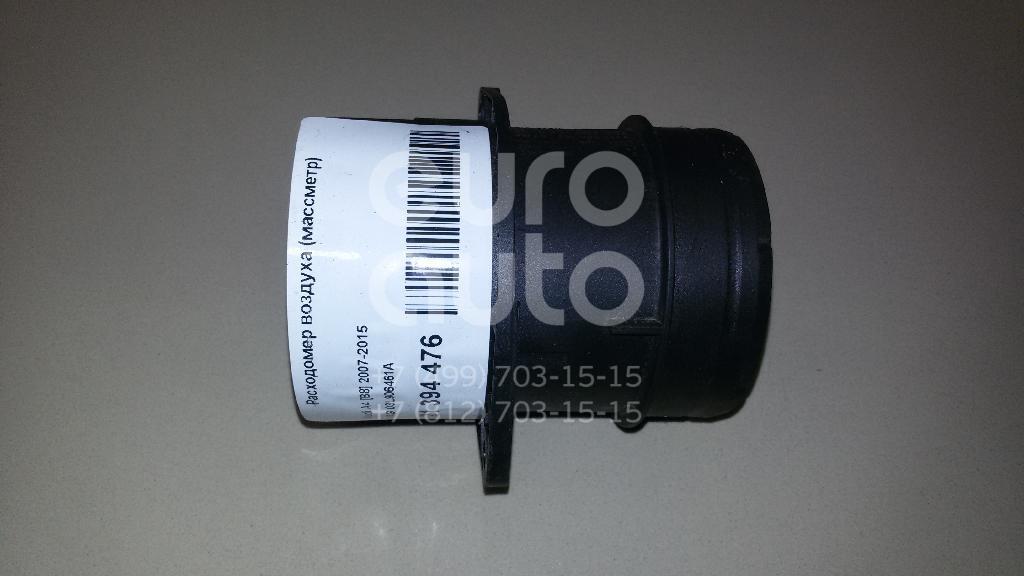 Купить Расходомер воздуха (массметр) Audi A4 [B8] 2007-2015; (03L906461A)