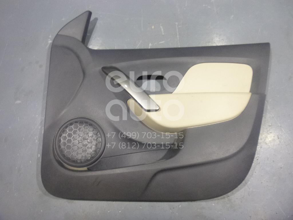 Купить Обшивка двери передней правой Renault Logan II 2014-; (809007480R)
