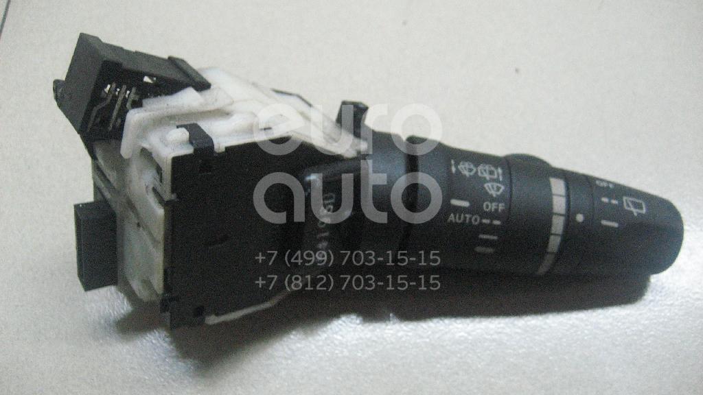 Купить Переключатель стеклоочистителей Nissan X-Trail (T31) 2007-2014; (25260EE00E)