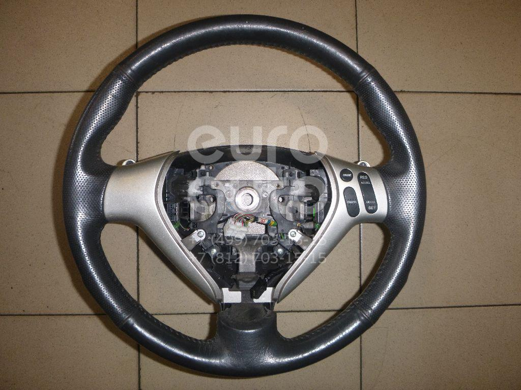 Купить Рулевое колесо для AIR BAG (без AIR BAG) Honda Jazz 2002-2008; (78501SLNW91ZA)