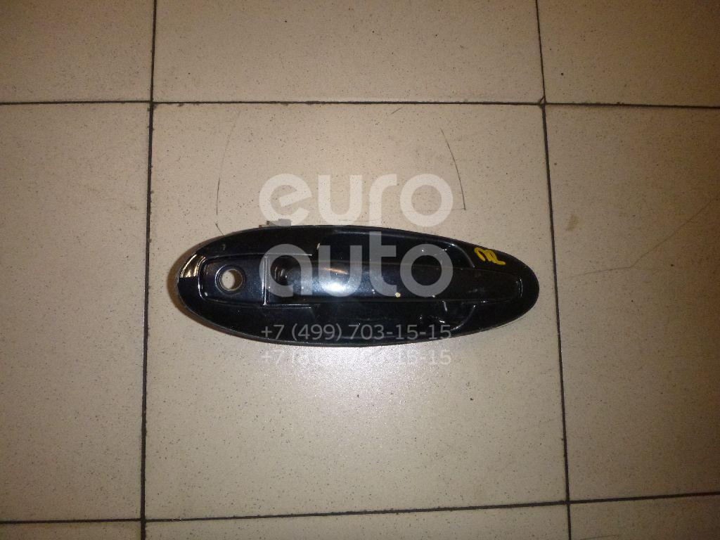 Купить Ручка двери передней наружная правая Hyundai Sonata IV (EF)/ Sonata Tagaz 2001-2012; (826603C000)