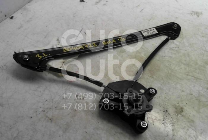 Купить Стеклоподъемник электр. задний левый VW Golf VII 2012-; (5G4839461B)