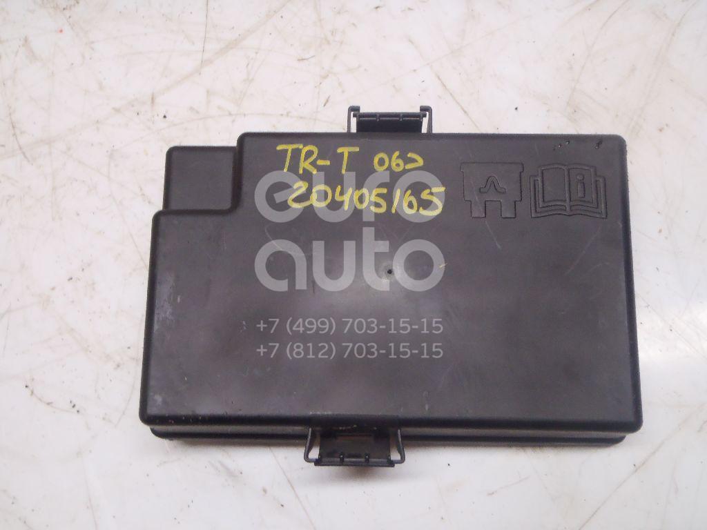 Купить Крышка блока предохранителей Ford Transit 2006-2013; (6C1T14A076CA)