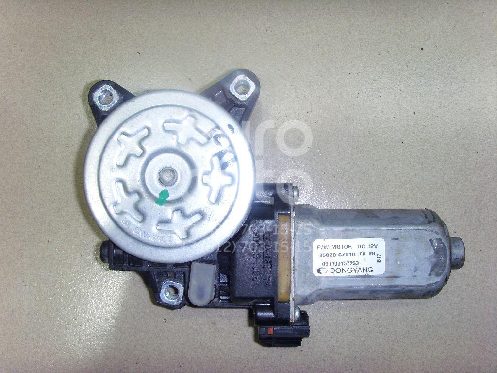 Купить Моторчик стеклоподъемника Ssang Yong Actyon New/Korando C 2010-; (8810234000)