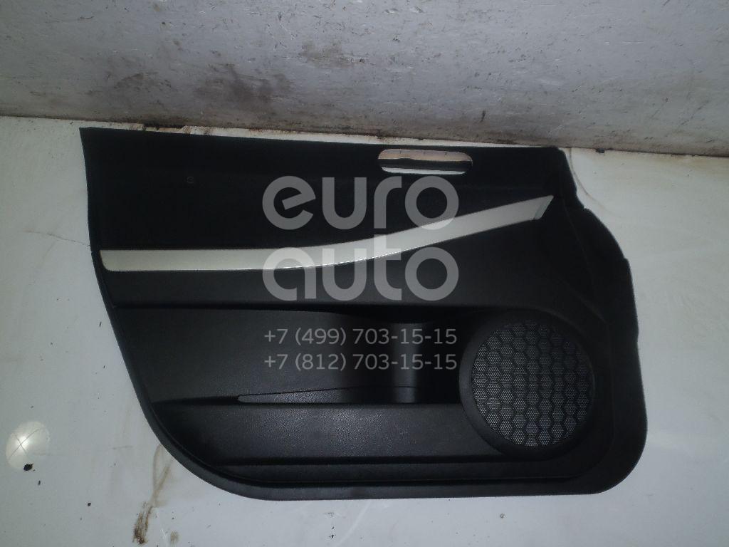 Купить Обшивка двери передней левой Mazda CX 7 2007-2012; (EG2768460E02)