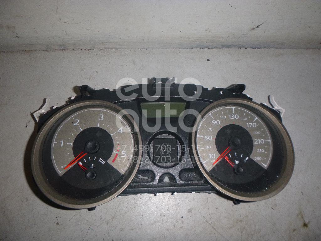 Купить Панель приборов Renault Megane II 2003-2009; (8200720314)