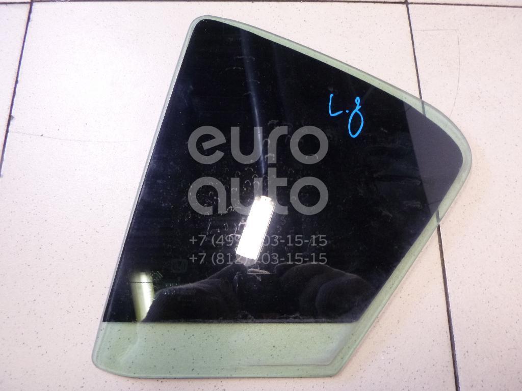 Купить Стекло двери задней левой (форточка) Honda Civic 4D 2012-; (73455TS4Q00)