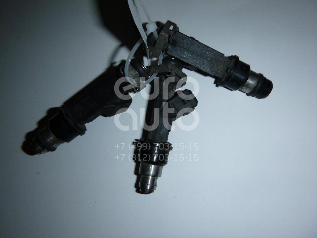 Купить Форсунка инжекторная электрическая Opel Meriva 2003-2010; (25317316)