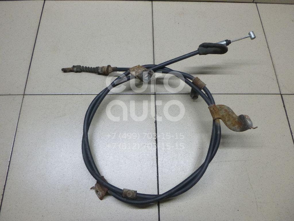 Купить Трос стояночного тормоза левый Honda Civic 4D 2012-; (47560TR0A52)