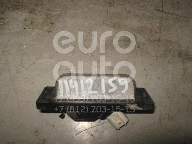 Купить Фонарь подсветки номера Mitsubishi Galant (EA) 1997-2003; (MR296650)