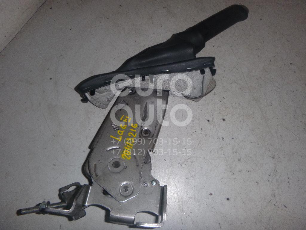 Купить Рычаг стояночного тормоза Renault Laguna III 2008-2015; (360100001N)