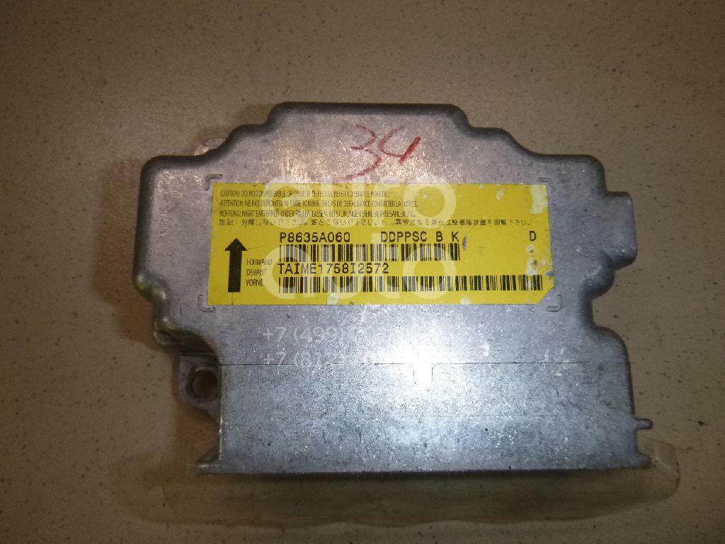 Купить Блок управления AIR BAG Mitsubishi Lancer (CX, CY) 2007-; (8635A060)