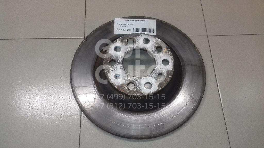 Купить Диск тормозной задний Audi A6 [C6, 4F] 2004-2011; (4F0615601E)