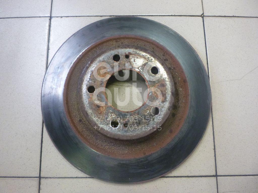 Купить Диск тормозной задний Mitsubishi Outlander (GF) 2012-; (4615A125)